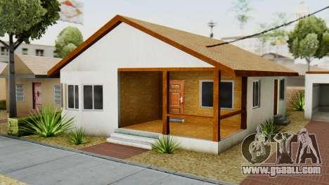 Big Smoke House for GTA San Andreas