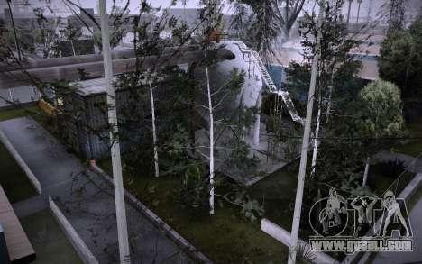Building on Grove Street v0.1 Beta for GTA San Andreas eighth screenshot