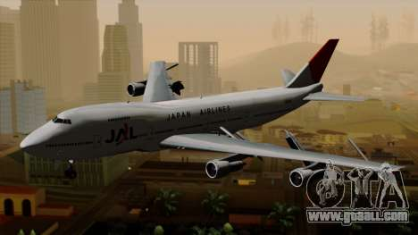Boeing 747 JAL for GTA San Andreas