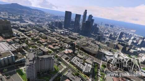 GTA 5 New weather and lighting v2.0 third screenshot