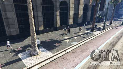 Realistic filling the streets and roads 8GBRAM for GTA 5