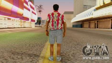Tourist for GTA San Andreas third screenshot