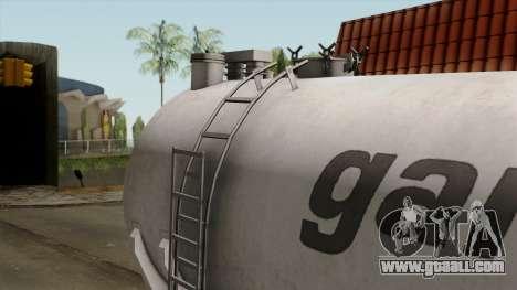 Trailer Kotte Garant for GTA San Andreas inner view