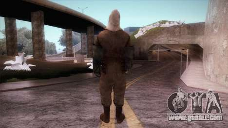 Order Soldier5 from Silent Hill for GTA San Andreas third screenshot