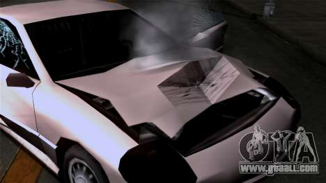 New damage textures for GTA San Andreas third screenshot
