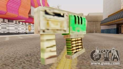 Warhammer Tec9 for GTA San Andreas second screenshot