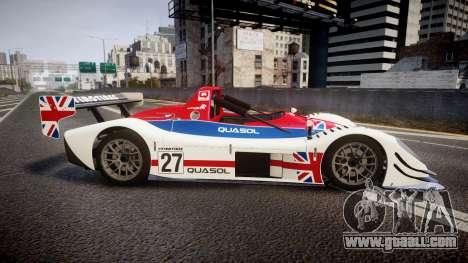 Radical SR8 RX 2011 [27] for GTA 4 left view