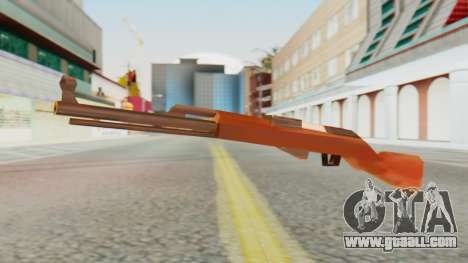 SKS SA Style for GTA San Andreas