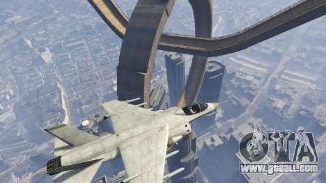 GTA 5 Maze Bank Loop The Loop fourth screenshot