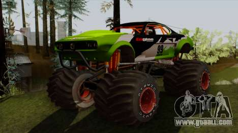 GTA 5 Vapid Big Foot for GTA San Andreas