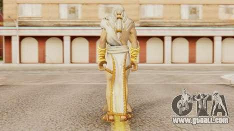 Zeus v1 God Of War 3 for GTA San Andreas third screenshot