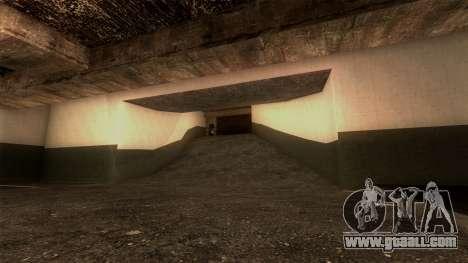 New LSPD Parking for GTA San Andreas seventh screenshot