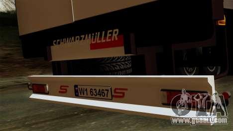 Schwaplli for GTA San Andreas right view
