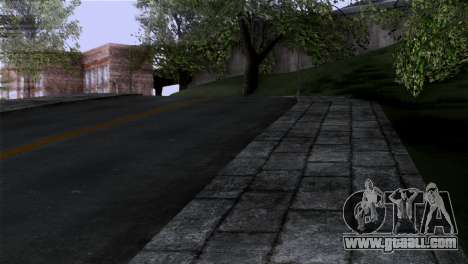 Roads Full Version LS-LV-SF for GTA San Andreas sixth screenshot