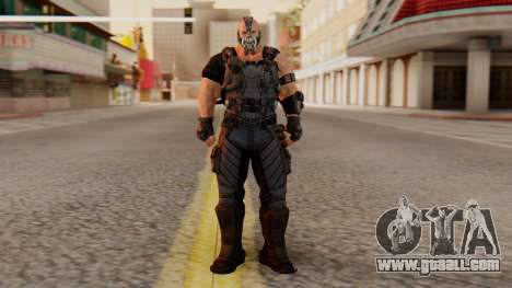 The Bane Ultimate Boss for GTA San Andreas second screenshot