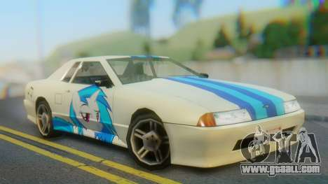 Vinyl Scratch Elegy for GTA San Andreas
