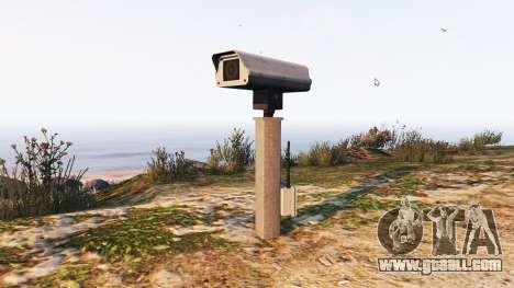 GTA 5 Police radar v1.1
