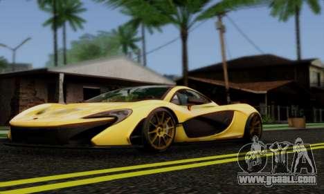 Inul ENB for GTA San Andreas second screenshot