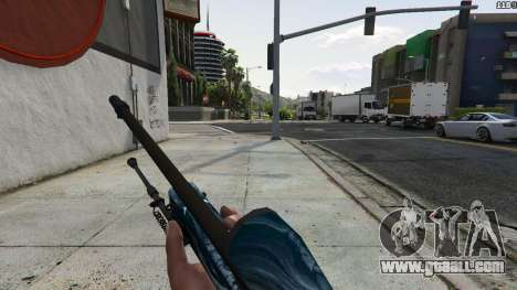 GTA 5 Hyper Beast Edition: AWP fourth screenshot