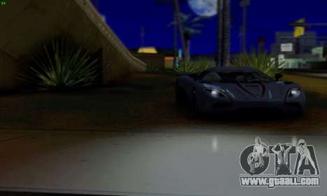 Inul ENB for GTA San Andreas fifth screenshot