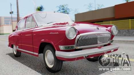 GAZ 21 Volga v3 for GTA San Andreas