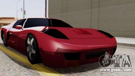 Bullet Al_Piso for GTA San Andreas