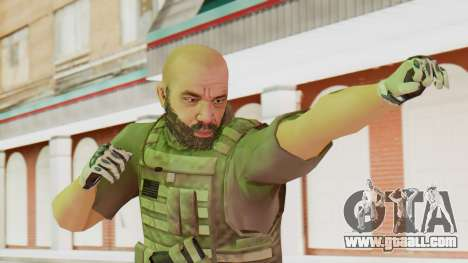 [GTA5] BlackOps2 Army Skin for GTA San Andreas