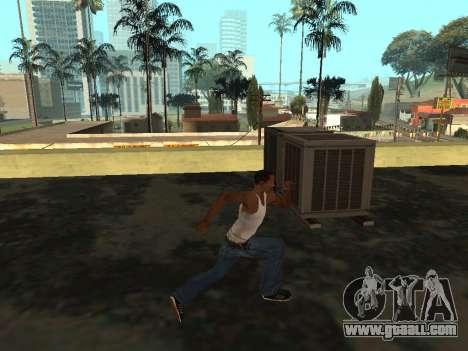 Animation from GTA Vice City for GTA San Andreas seventh screenshot