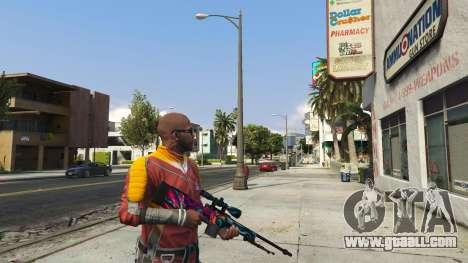 GTA 5 Hyper Beast Edition: AWP