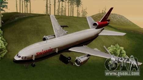 DC-10-30 Swissair for GTA San Andreas
