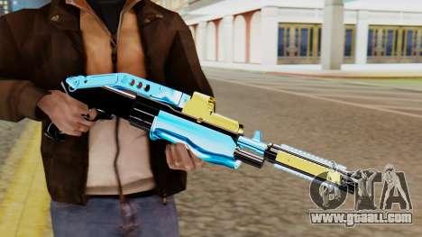 Fulmicotone Shotgun for GTA San Andreas third screenshot