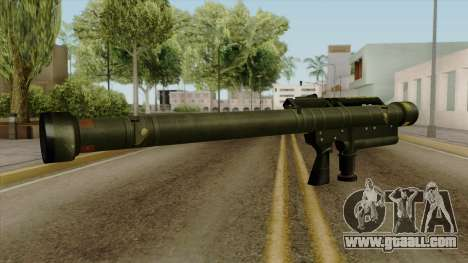 Original HD Heatseek for GTA San Andreas second screenshot