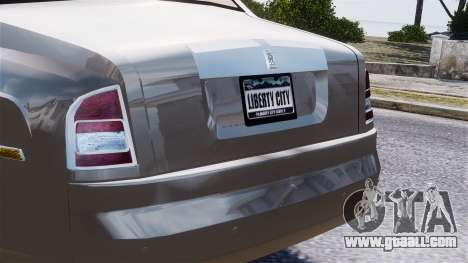 Rolls-Royce Phantom LWB for GTA 4 right view