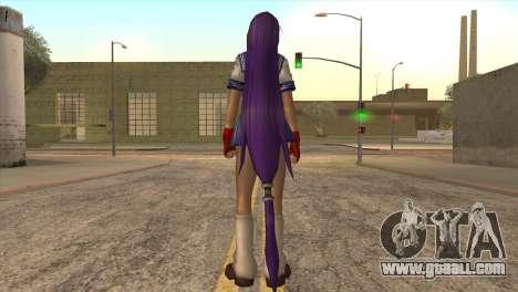 Ikkanu for GTA San Andreas third screenshot