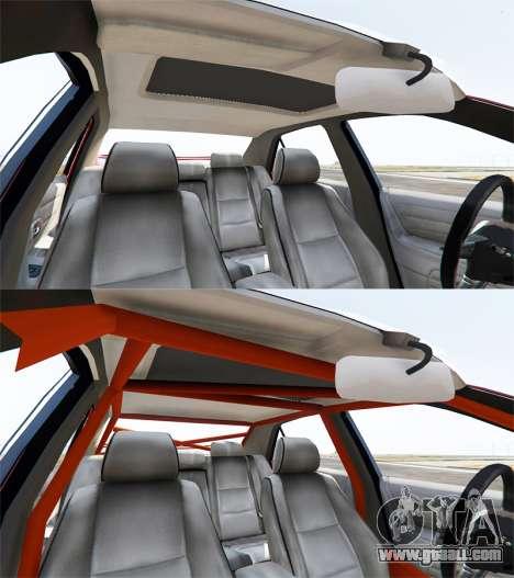 Lexus IS300 for GTA 5