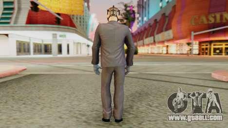 [PayDay2] Hoxton for GTA San Andreas third screenshot