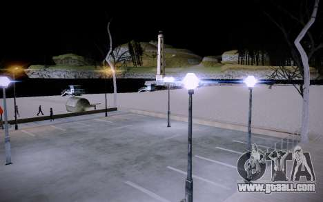 New Santa Maria Beach for GTA San Andreas eighth screenshot