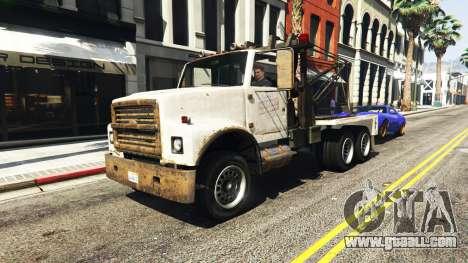 GTA 5 Call a tow truck v1.3