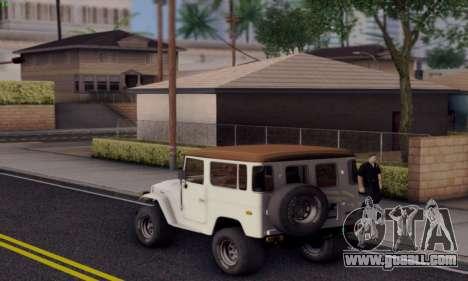Inul ENB for GTA San Andreas third screenshot