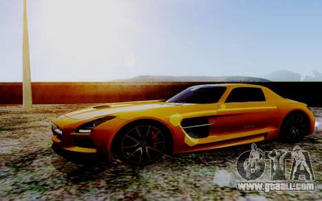 ENB Series HQ Graphics v2 for GTA San Andreas seventh screenshot