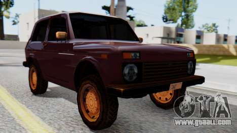 VAZ 2121 Niva SA Style for GTA San Andreas