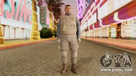 [GTA5] BlackOps1 Army Skin Desert for GTA San Andreas second screenshot