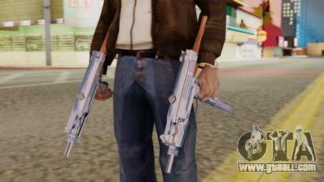 IMI Uzi v2 SA Style for GTA San Andreas third screenshot