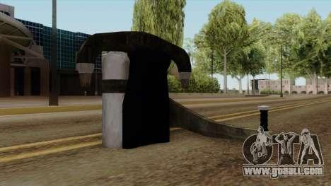 Original HD Jetpack for GTA San Andreas second screenshot