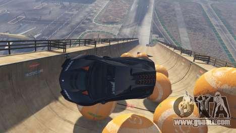 Race the balls v1.2 for GTA 5