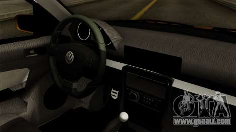 Volkswagen Golf 2004 Edit for GTA San Andreas right view