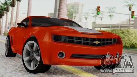 NFS Carbon Chevrolet Camaro IVF for GTA San Andreas
