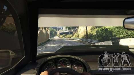 GTA 5 Realistic speed car 1.3 second screenshot
