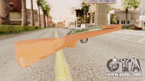 M1 Garand for GTA San Andreas second screenshot