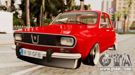 Dacia 1300 GFB v2 for GTA San Andreas